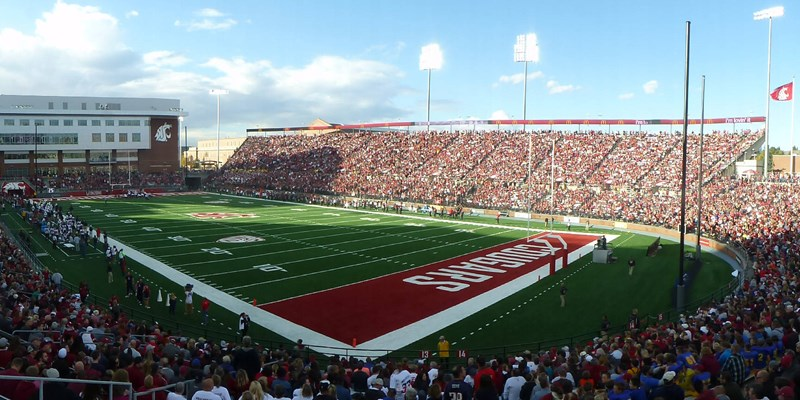 Ride The Cougar Express To Pullman For Cougar Football Game Day