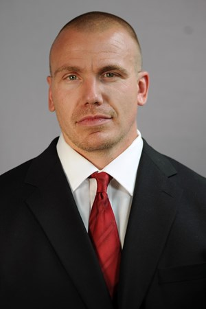 Chad Traver - Assistant Football Strength and Conditioning Coach
