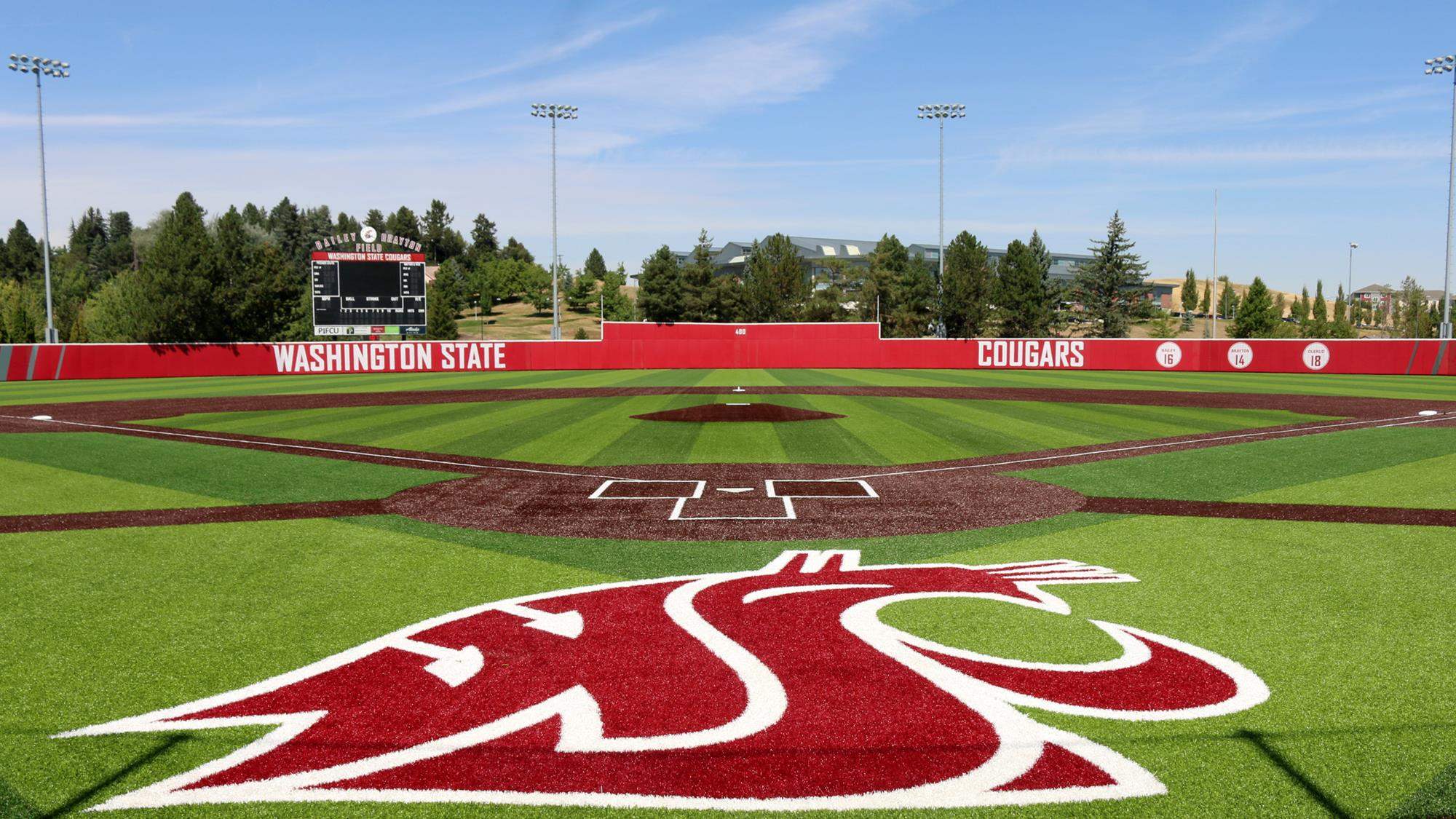 Cougar Baseball Announces 2018 Signing Class - Washington State