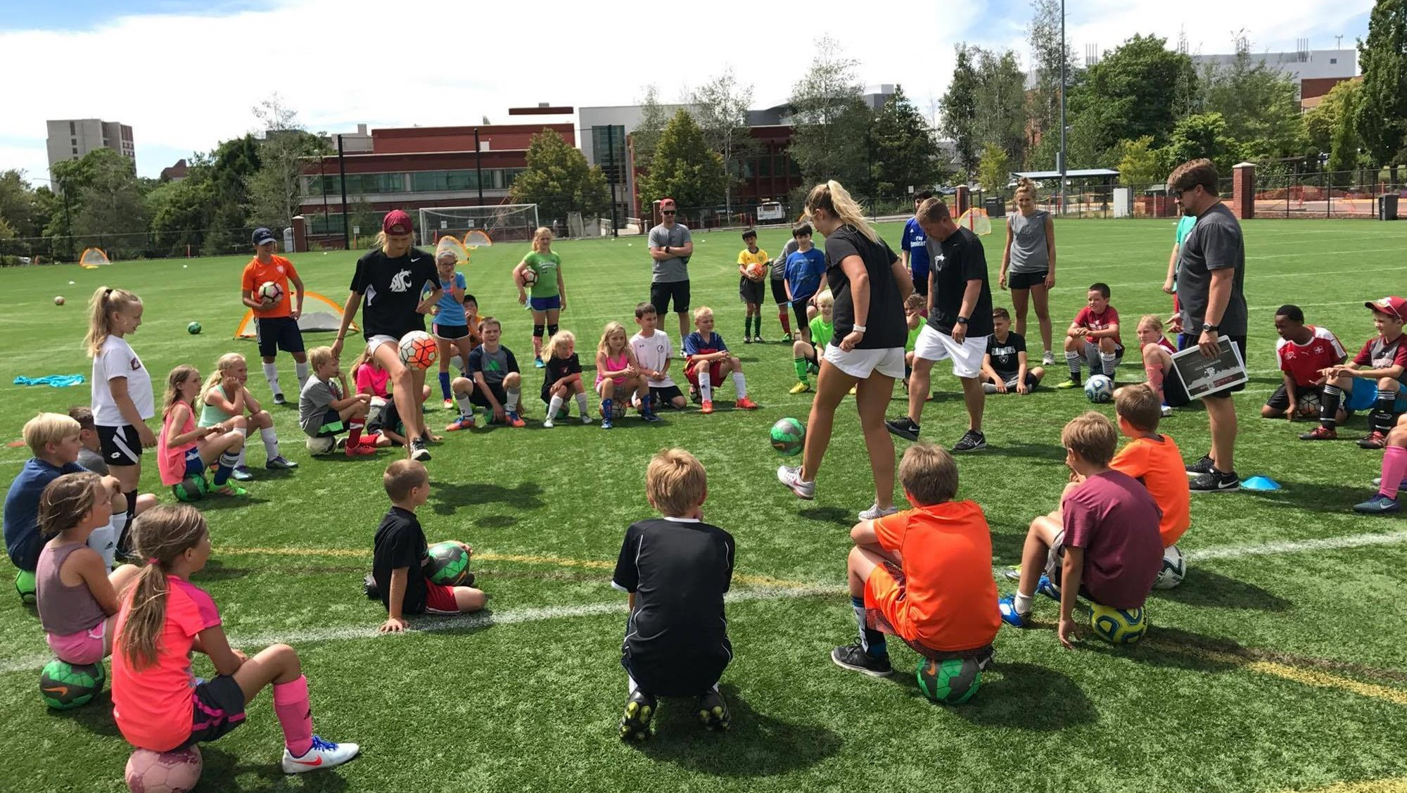Soccer's Summer Camp Registration Now Open - Washington State