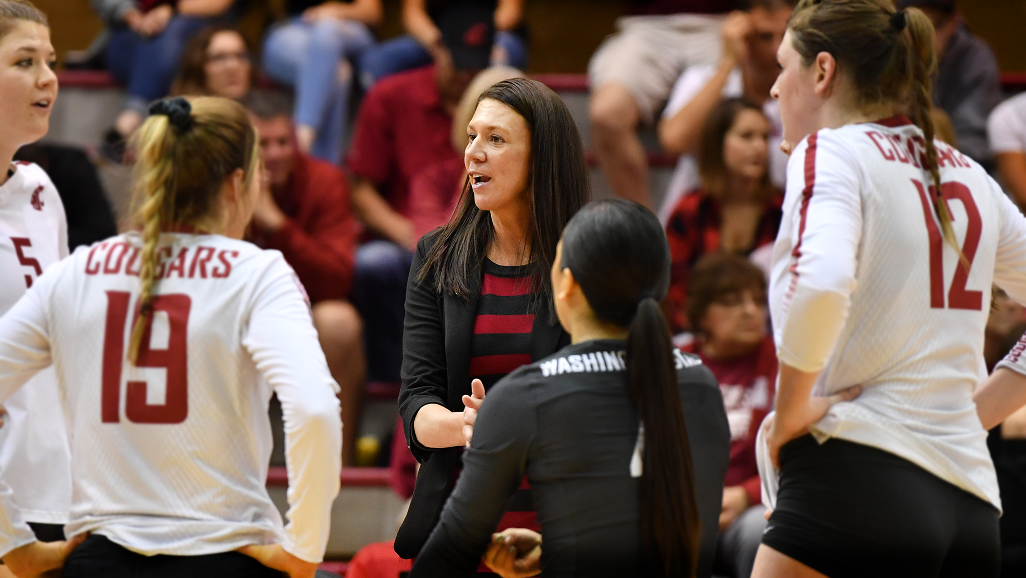 Jen Greeny and WSU Agree to New Contract